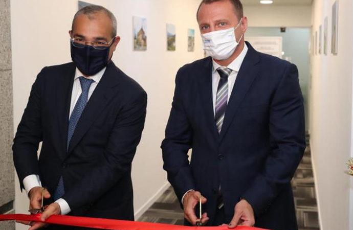 Azerbaycan, İsrail'in başkentinde ofis açtı