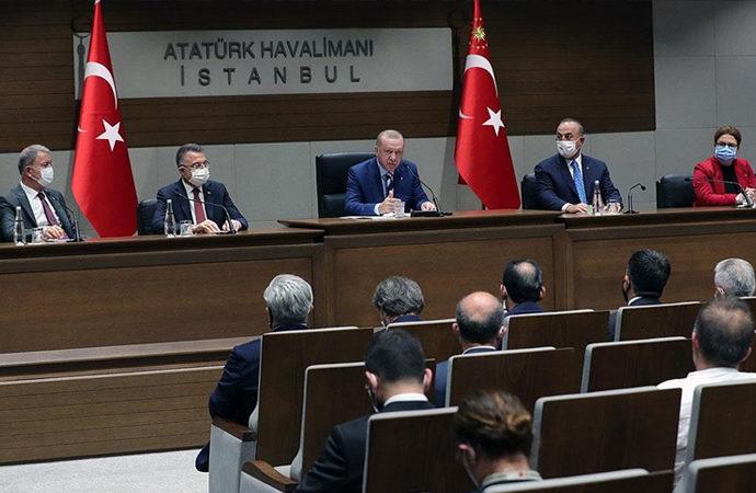 Erdoğan: Taliban'ın adeta işgal hareketini devam ettirmesi doğru değil