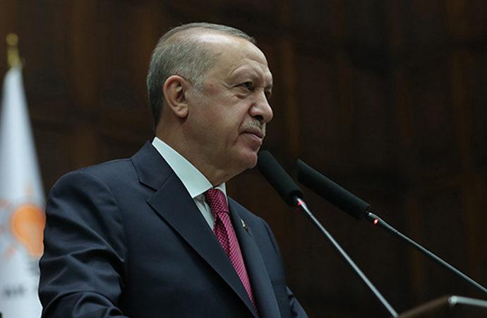 Erdoğan: Büyük Zafer'e ilham veren ruh, milletimize istikamet çizmektedir