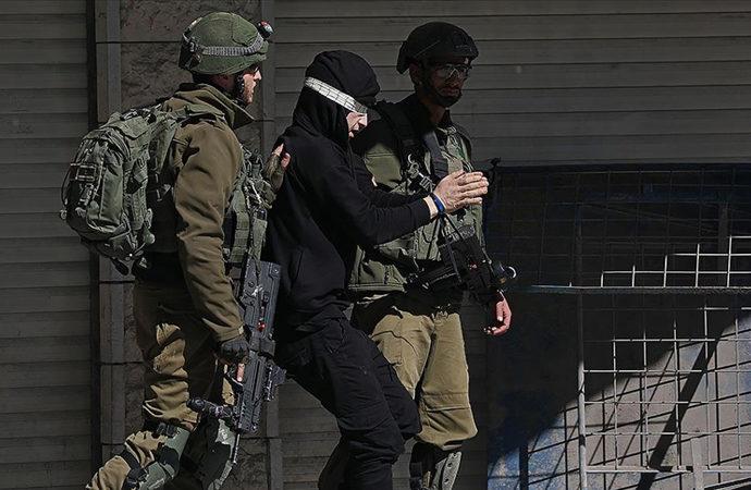 Bayram boyunca Filistinlileri gözaltına aldılar