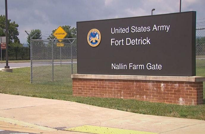 Çin: Salgının kökeni için ABD'nin Fort Detrick laboratuvarı incelensin