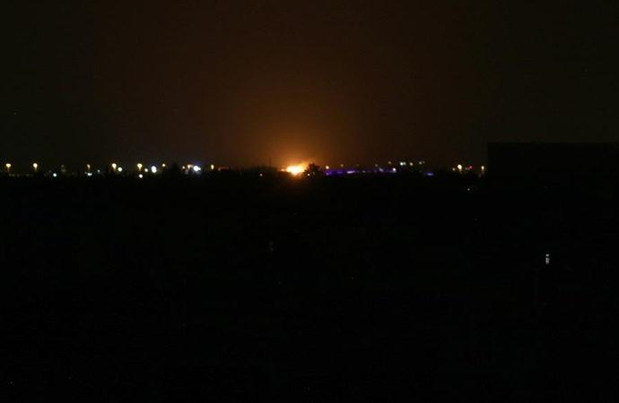 İsrail, Halep'e hava saldırısı düzenledi