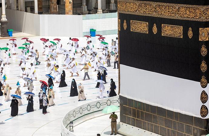 Arabistan, umre sezonunu başlattı