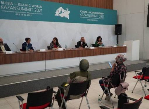 12. Kazan Summit 2021 zirvesi başladı