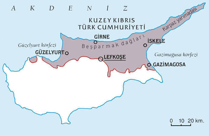 """Erdoğan'dan """"Kıbrıs Türk Devleti"""" vurgusu"""