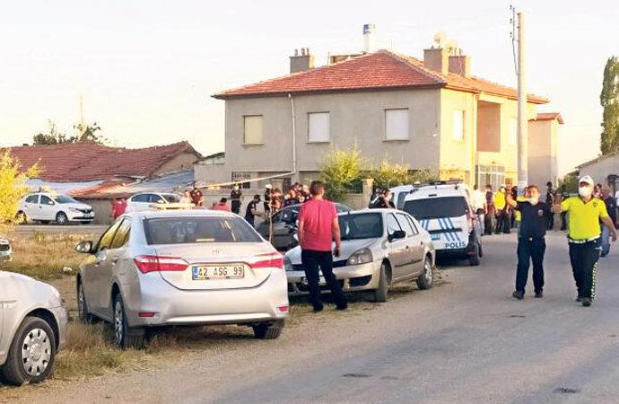 Konya'daki cinayetlerle ilgili 10 gözaltı