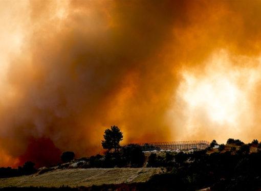 Manavgat, Akseki, Mersin, Adana, Osmaniye, Kilis ve Marmaris'te yangınlar