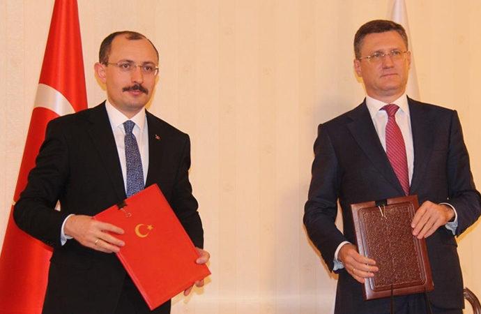 Türkiye ile Rusya ilişkileri genişletmek istiyor