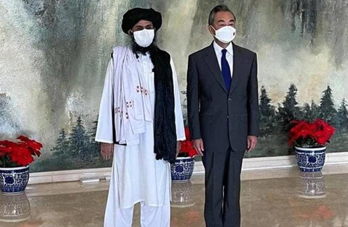 Çin'in Taliban'la yakınlaşması üzerine görüşler