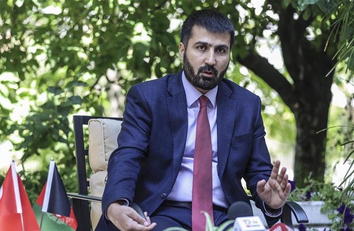 Afgan büyükelçi: Türkiye'nin havalimanındaki varlığı, bir askeri varlık olmayacak