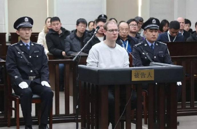 Çin'de bir Kanada vatandaşının idam cezası onandı