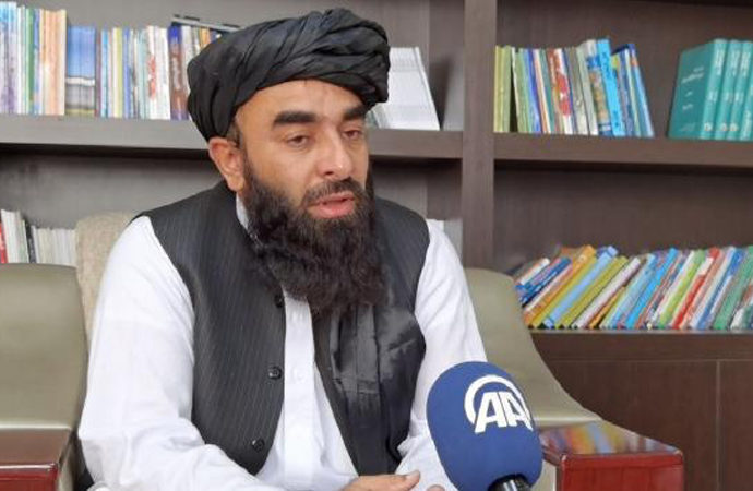 Zabibullah: Kapsayıcı bir hükümet çalışmalarımız sürüyor