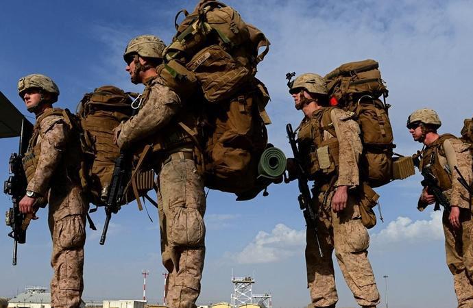 Biden: Afganistan'daki askeri varlığımız sona erdi