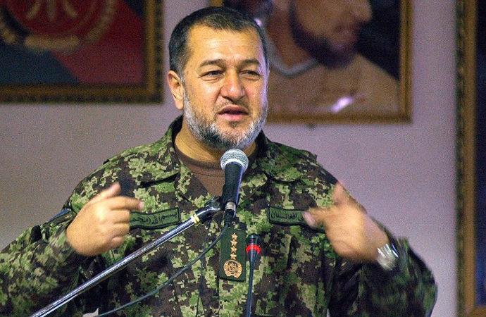 Afgan Savunma Bakanı Muhammedi: Eşref Gani ve çetesi ülkeyi sattı