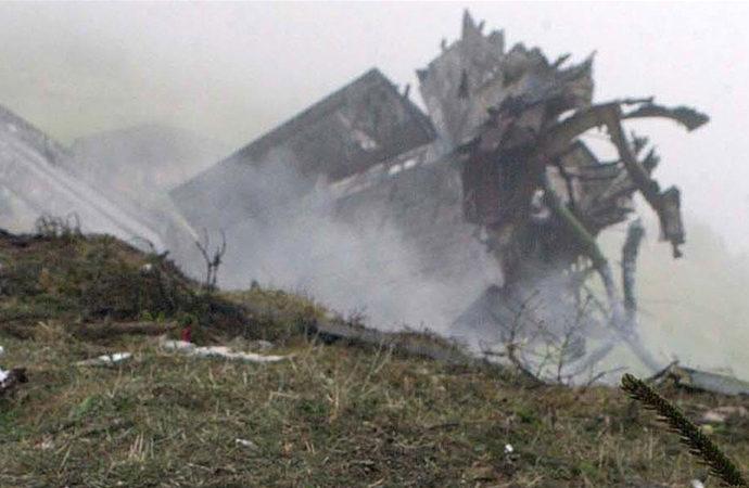 Özbekistan, Afgan savaş uçağını düşürdü