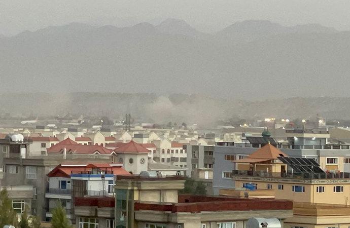 ABD'den DEAŞ/Horasan'a hava saldırısı
