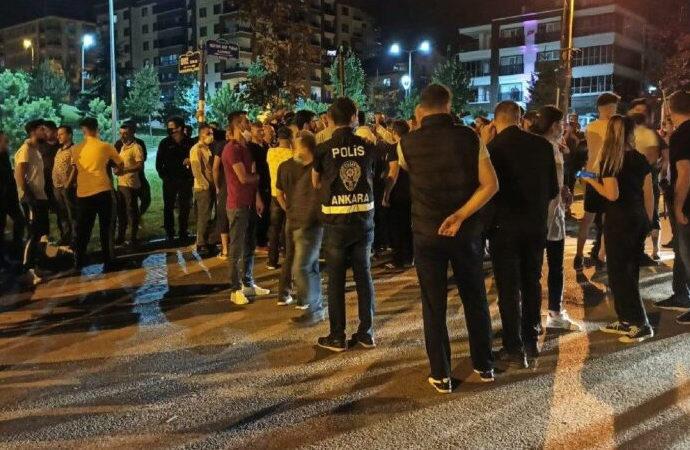 Altındağ'daki olaylara ilişkin 76 kişi gözaltına alındı