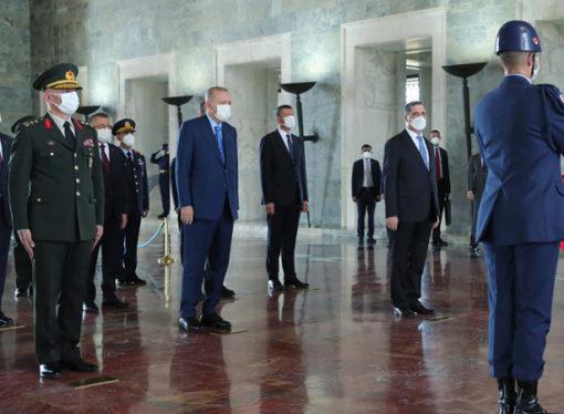 Erdoğan: 'Muasır medeniyet mücadelemizi sürdürüyoruz'