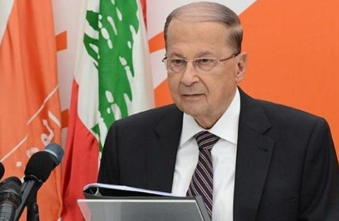 Avn: Lübnan'ın yardım ve desteğe ihtiyacı var