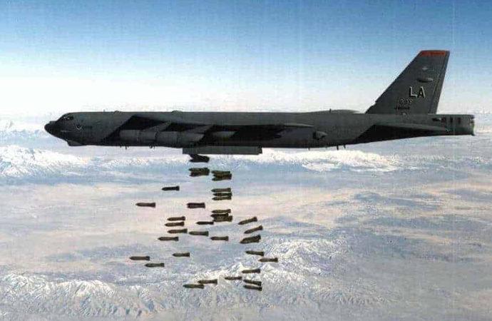 ABD, Afganistan'da bombardımana devam etti