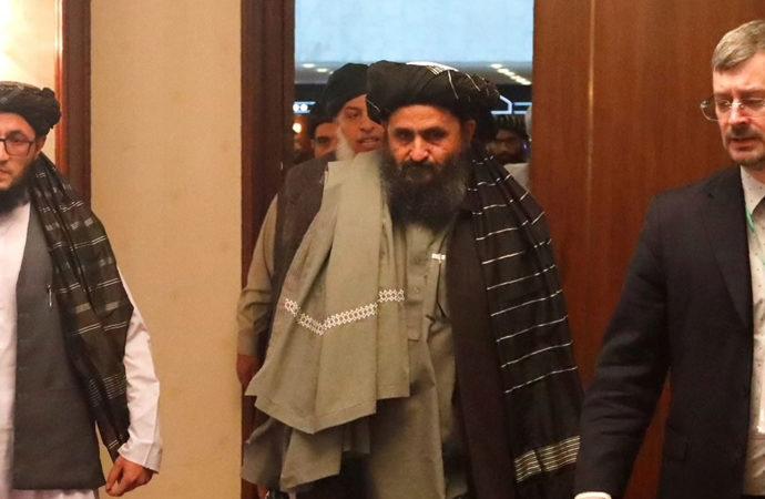 CIA – Taliban görüşmesi