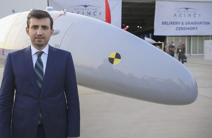 Bayraktar: İnsansız savaş uçağı 10 yıllık hayalimiz