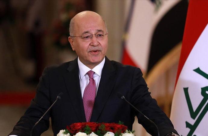 Irak Cumhurbaşkanı: Ülke mevcut sistemle yönetilemez