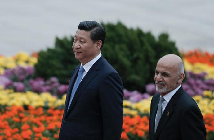 'Nato'nun Afganistan'daki varlığı, Çin'in projesinin önünde engel teşkil ediyordu'