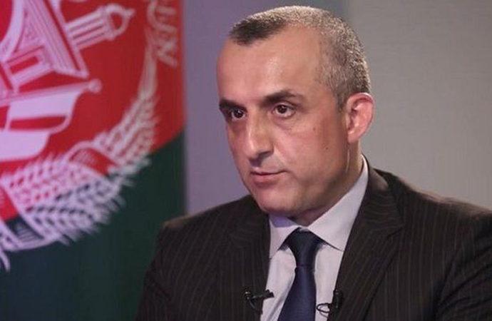 Kendisini cumhurbaşkanı ilan eden Salih: Taliban'ın yönetimi uzun sürmez