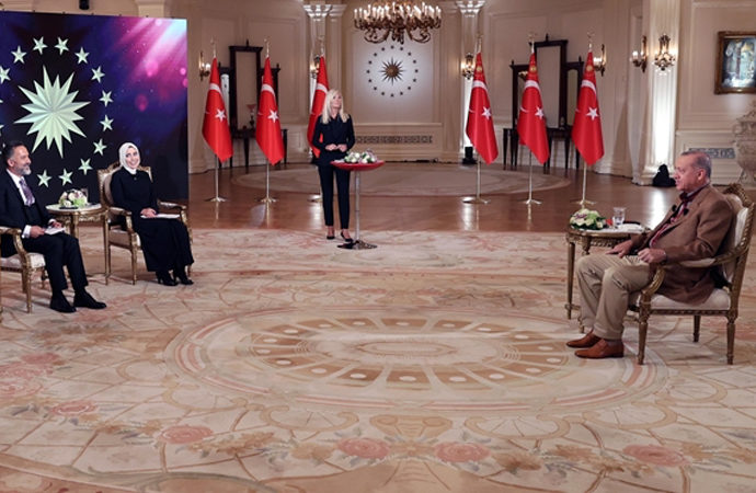 Erdoğan: 'Devletler arasında bu tür iniş çıkışlar olabilir'