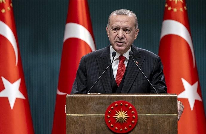Erdoğan: Müslümanlar sorumluluk üstlenmeli