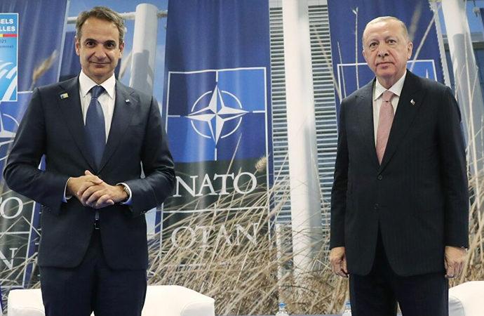 Yunanistan Başbakanı ile telefon görüşmesi: Göç konusunda çıkarlara dayalı işbirliği