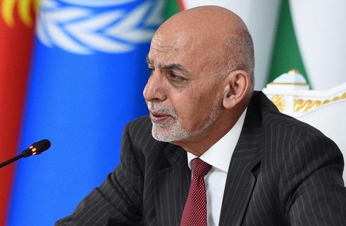 Tacikistan: Eşref Gani bize gelmedi