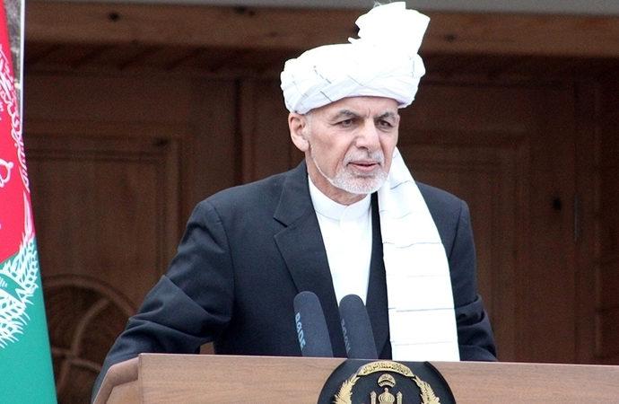 "Eşref Gani'den ""Taliban'la diyalog"" açıklaması"