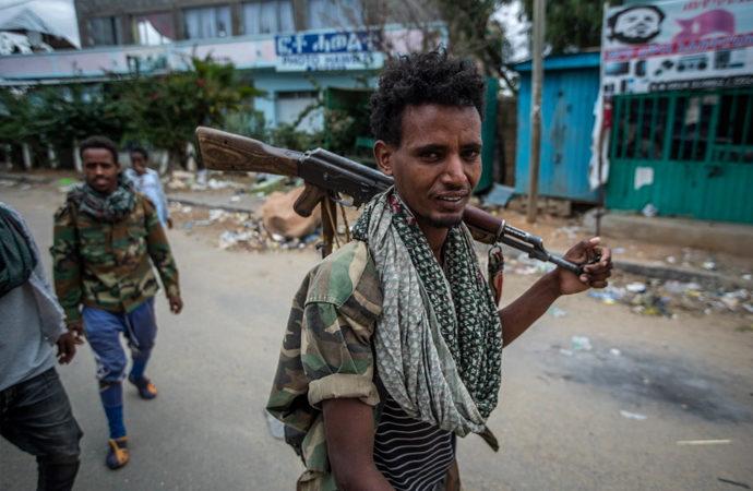 Etiyopya adım adım kaosa doğru sürükleniyor
