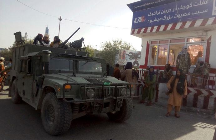 7. şehir merkezini ele geçiren Taliban'a 'masaya dön' çağrısı