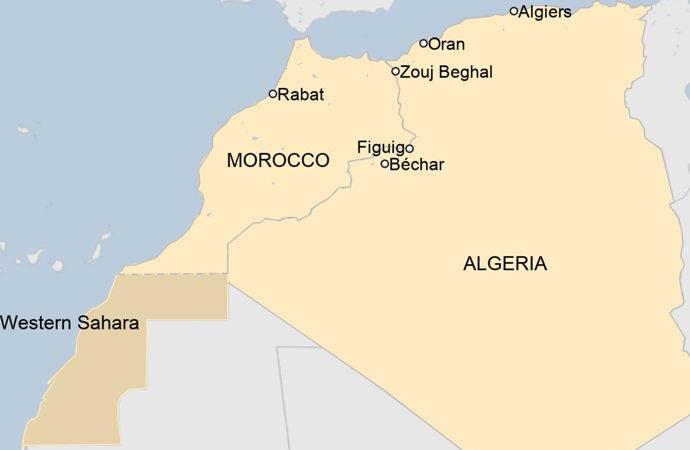 Fas ve Cezayir arasındaki ipler neden koptu?