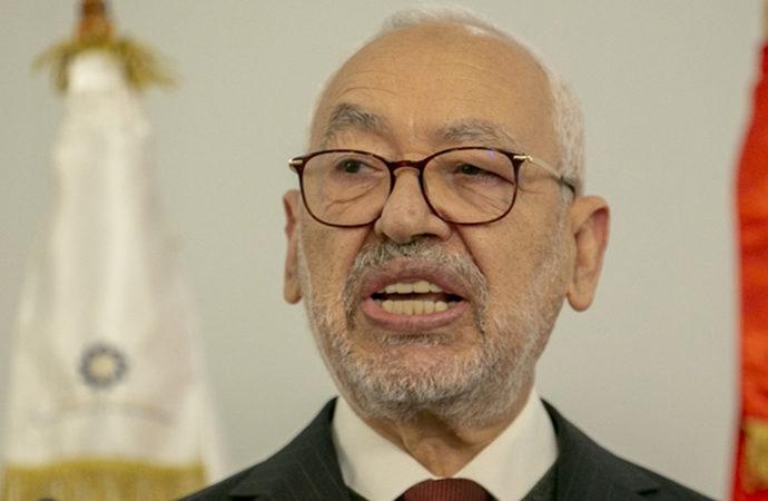 Gannuşi: Tunus demokrasisi sona ermeyecek