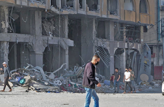 Gazze'deki gruplar ablukanın kaldırılması için uğraşıyor