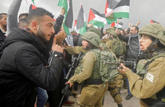 12 yaşındaki Filistinli çocuk hayatını kaybetti