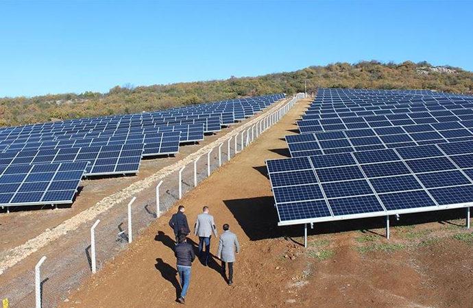 Elektrik kapasitesinde güneş enerjisinin payı yükseldi