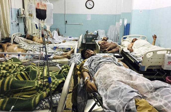 Kabil'de 6 patlama yaşandı, saldırıyı DEAŞ üstlendi