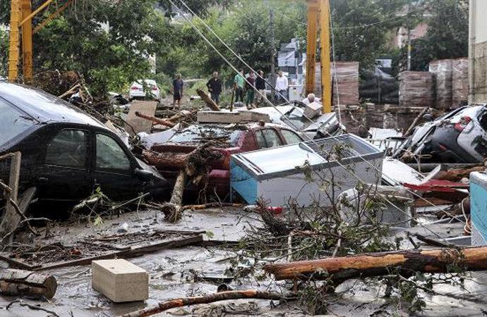 Sel bölgelerinde 47 kişi halen kayıp
