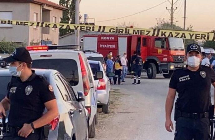 Konya'daki katliama ilişkin 10 tutuklama