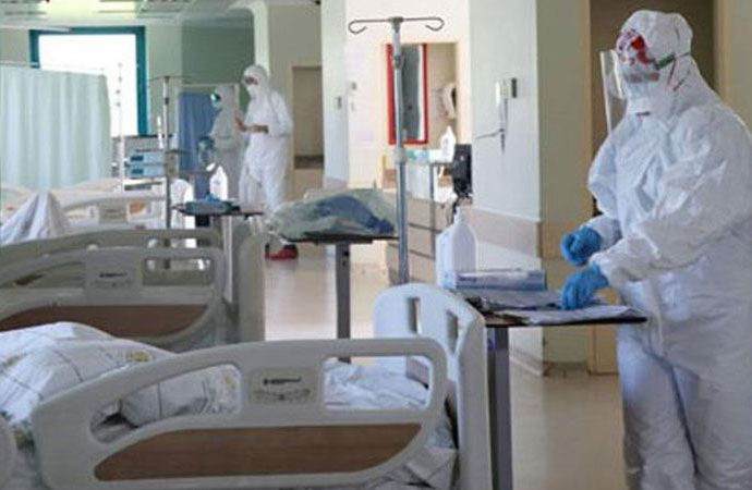 Türkiye'de koronavirüste son 24 saat: 91 vefat