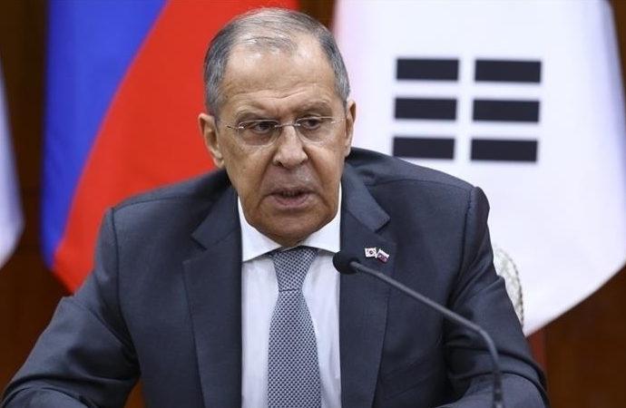 Lavrov: Amerikan askerlerini Orta Asya'da görmek istemiyoruz