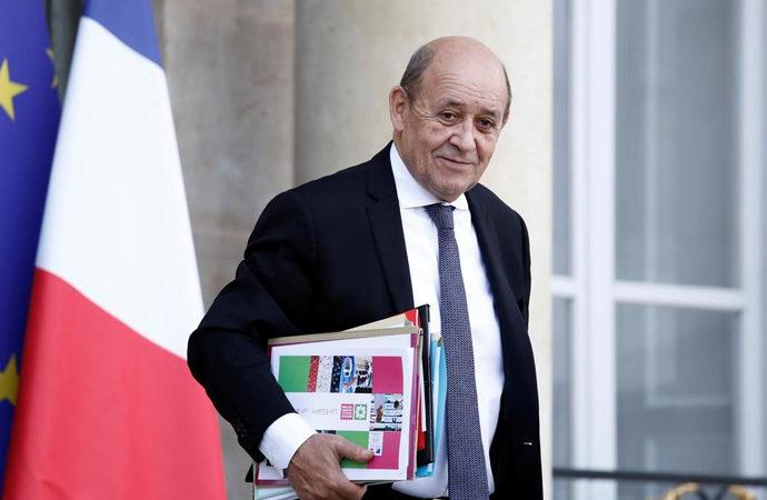 Fransa da Taliban ile görüştü