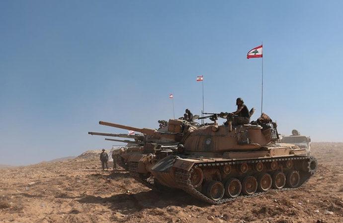 """Lübnan'dan, """"İsrail'e baskı yapın"""" çağrısı"""