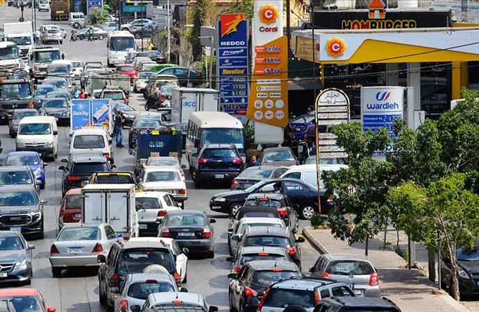 Lübnan'da bir gaz şirketi kepenk indirdi