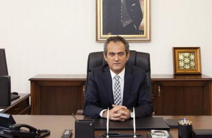 Milli Eğitim Bakanı değişti